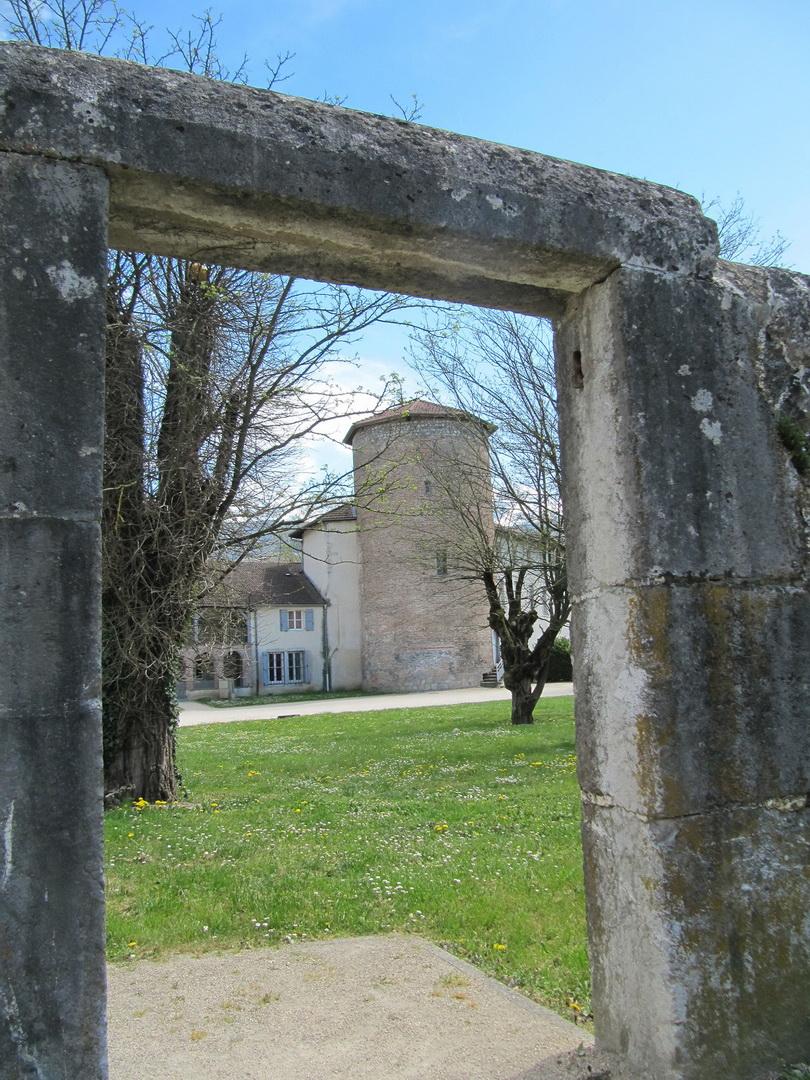 La Bâtie Champrond
