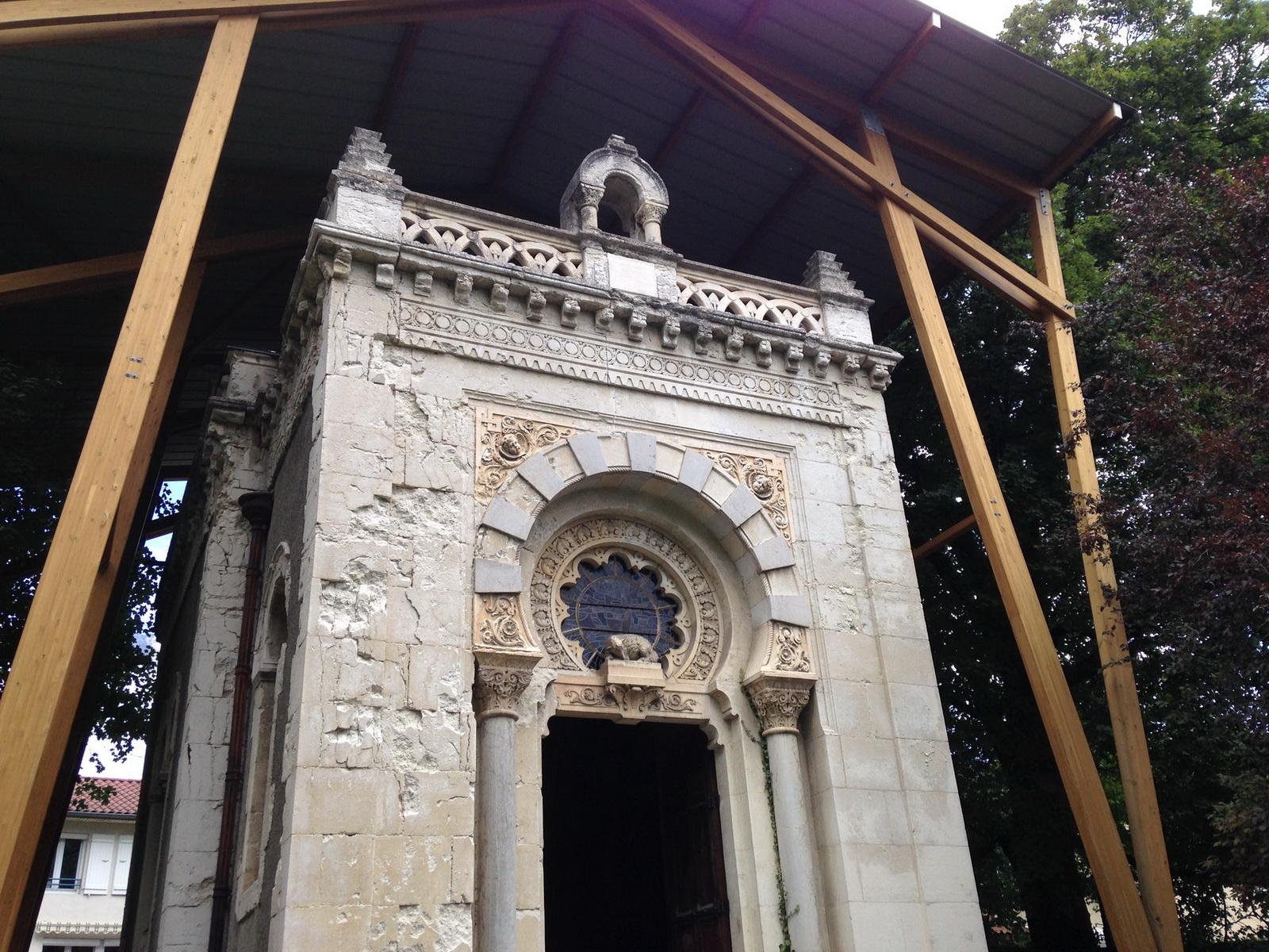 Chapelle Randon 1865