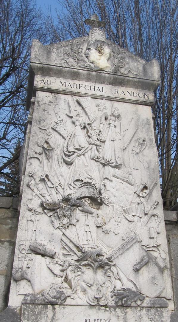 Monument funéraire du Maréchal Randon