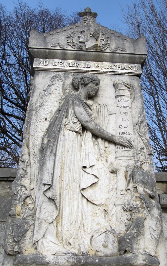 Monument funéraire du Général Marchand
